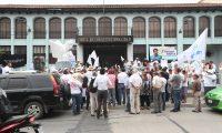 Corte de Constitucionalidad dejó fuera de la contienda electoral, esta semana, a Zury Ríos y Thelma Aldana (Foto Prensa Libre: Hemeroteca PL)