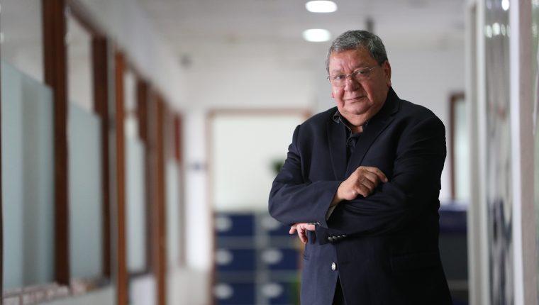 Salvador Herencia Hinojosa, del Grupo Impulsor Inversión de la Infancia, de Perú, las cifras de desnutrición en Guatemala no deben dejar indiferente a ningún guatemalteco. (Foto Prensa Libre: Carlos Hernández)