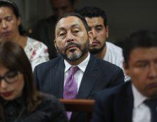 Mauricio López Bonilla, exministro de Gobernación, el 17 de mayo de 2019 fue sentenciado a una pena de cárcel y multa en el caso Patrullas fase II. (Foto Prensa Libre: Erick Ávila)
