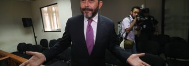 El exministro de Gobernación, Mauricio López Bonilla. (Foto Prensa Libre: Hemeroteca PL)
