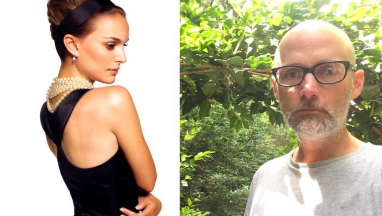 Natalie Portman ha negado insistentemente haber tenido una relación sentimental con Moby. (Foto Prensa Libre: Instagrams de @natalieportman y @moby)