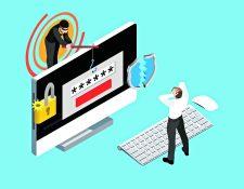 """Los sitios de Internet falsos usualmente se emplean para """"phishing"""". (Foto Prensa Libre: HemerotecaPL)"""