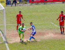 La serie de ascenso todavía no se define por la exclusión de Quiché FC. (Foto Prensa Libre: Hemeroteca PL)