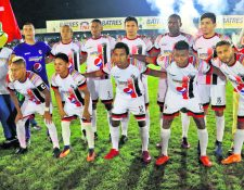 Los quichelenses dieron una buena impresión en el torneo Clausura 2019. (Foto Prensa Libre: Hemeroteca PL)
