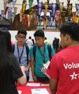 Estudiantes de Xela y del occidente podrán obtener información en el tour que se realizará en la sede del IGA en Quetzaltenango de 15.30 a 18 horas. (Foto Prensa Libre: Cortesía EducationUSA)