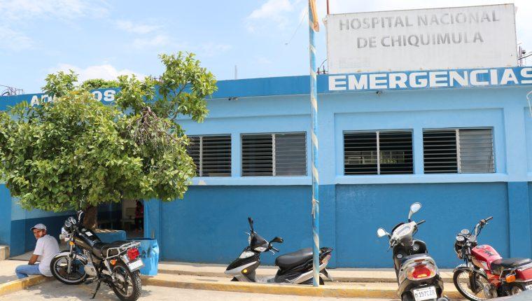 Video evidencia filtración en techo del Hospital Modular de Chiquimula