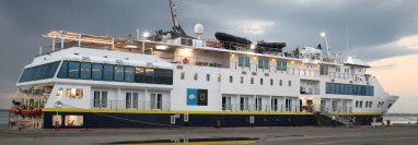 En Guatemala llegan más de 100 cruceros por temporada. (Foto Prensa Libre: Dony Stewart)