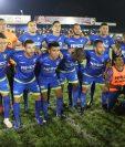 El Deportivo Mixco fue declarado como campeón del torneo Clausura 2019 de la Primera División. (Foto Prensa Libre: Hemeroteca PL).