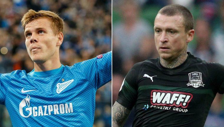 Los dos futbolistas profesionales fueron condenados por agresión. (Foto Prensa Libre: Redes)