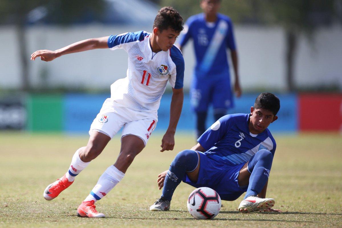 Selección de Guatemala Sub 17 fracasa con Panamá y se despide del Premundial de la Concacaf