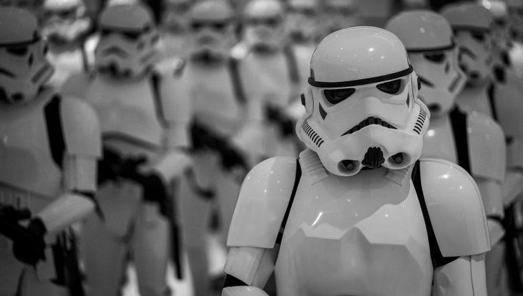 """La saga """"Star Wars"""" estrenará tres nuevas películas en 2022, 2024 y 2026.  (Foto Prensa Libre: Servicios)"""