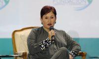 Thelma Aldana proclamada candidata de Semilla viajó de El Salvador a Miami ese miércoles. (Foto Prensa Libre: Hemeroteca PL)