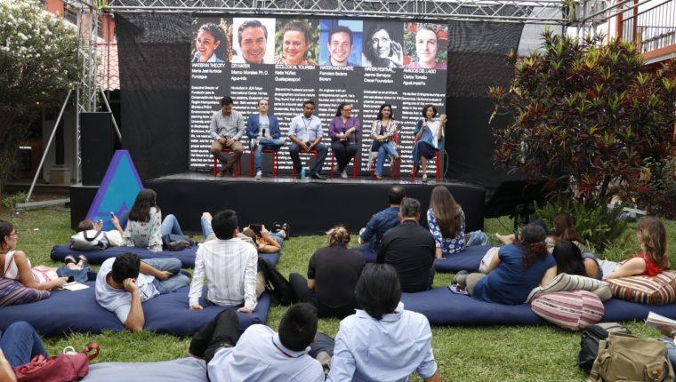 Las conferencias dentro del Volcano Innovation Summit 2019 giran en torno a diversos emprendimiento, financiamiento, innovación tecnológica. (Foto, Prensa Libre: Julio Sicán).