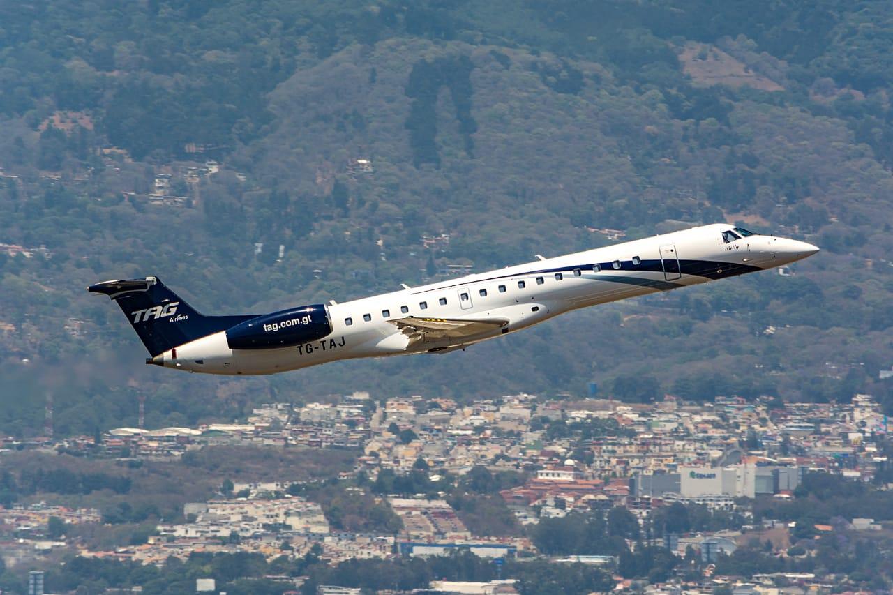 Hacia Tegucigalpa, habrá dos frecuencias diarias, una que partirá a las 9 horas de Guatemala, y otra a las 17 horas. (Foto Prensa Libre: Cortesía TAG)
