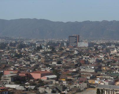 La ciudad de Quetzaltenango es la segunda más importante de Guatemala. (Foto Prensa Libre: Mynor Toc)