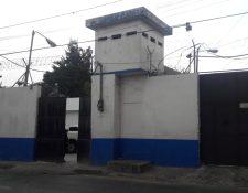 El joven que falleció en el Centro Correccional Las Gaviotas tenía 21 años. (Foto Prensa Libre: Andrea Domínguez)