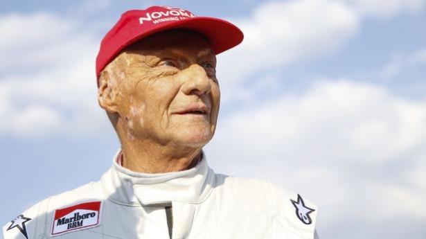 El expiloto de la Fórmula 1 tuvo una salud frágil desde que se accidentó en el Gran Premio de Alemania en 1976. (Foto Prensa Libre: AFP)