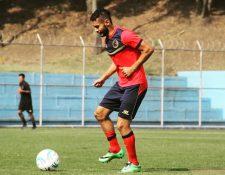 Danilo Guerra, jugó dos años con Cobán Imperial. (Foto: Hemeroteca PL)