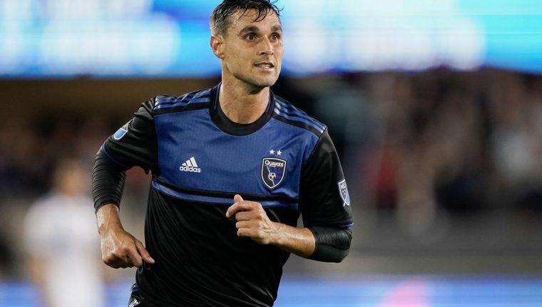 Chris Wondolowski impuso una nueva marca en la lisa de máximos artilleros en la MLS. (Foto Prensa Libre: Internet).