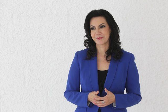 Zury Ríos acudió a la CIDH para revertir el fallo  de la CC que rechazó su participación como candidata presidencial. (Foto Prensa Libre: Hemeroteca PL)