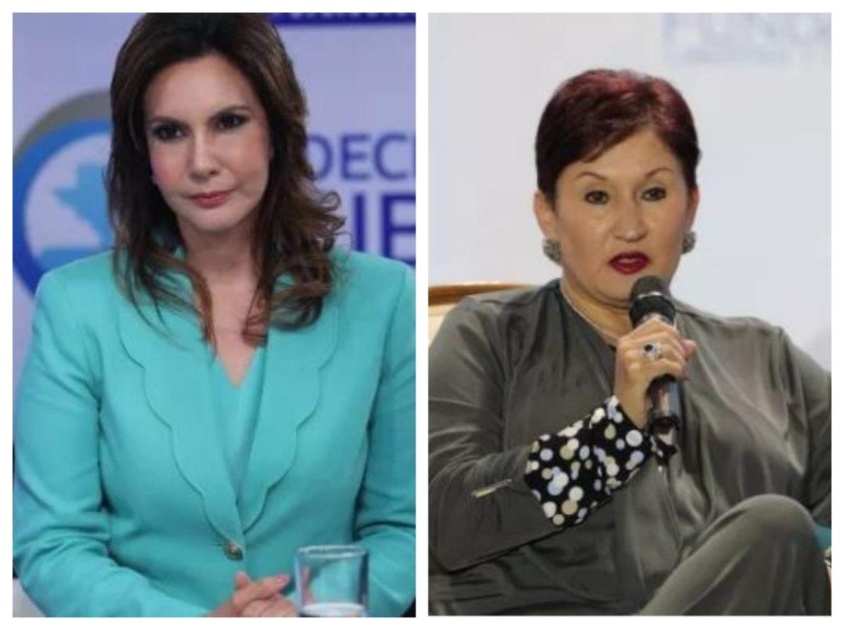 """El """"voto huérfano"""" de Ríos y Aldana busca por quién votar para la Presidencia"""
