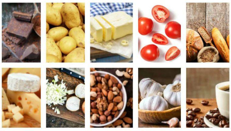 Algunos alimentos no se deben de guardar en el refrigerador. (Foto Prensa Libre: Servicios)