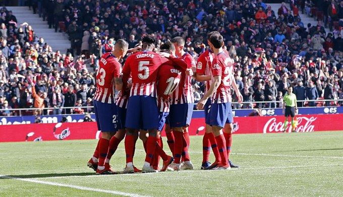 El Atlético de Madrid jugará un partido en medio de la polémica. (Foto Prensa Libre: Atlético de Madrid)