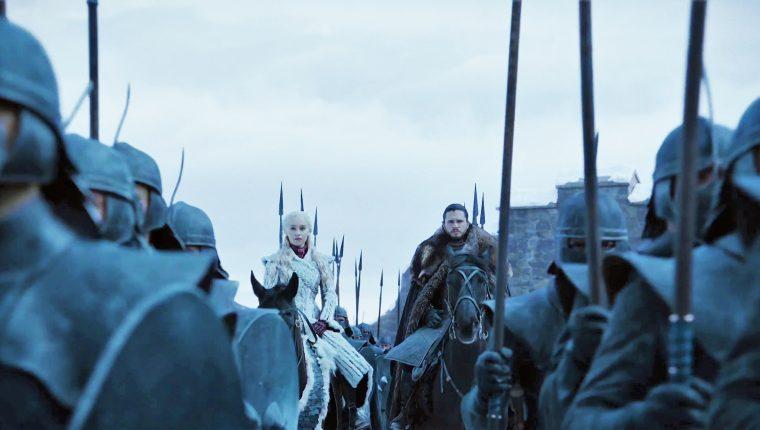 ¿Será Daenerys Targaryen o Jon Snow? (Foto Prensa Libre: HBO)