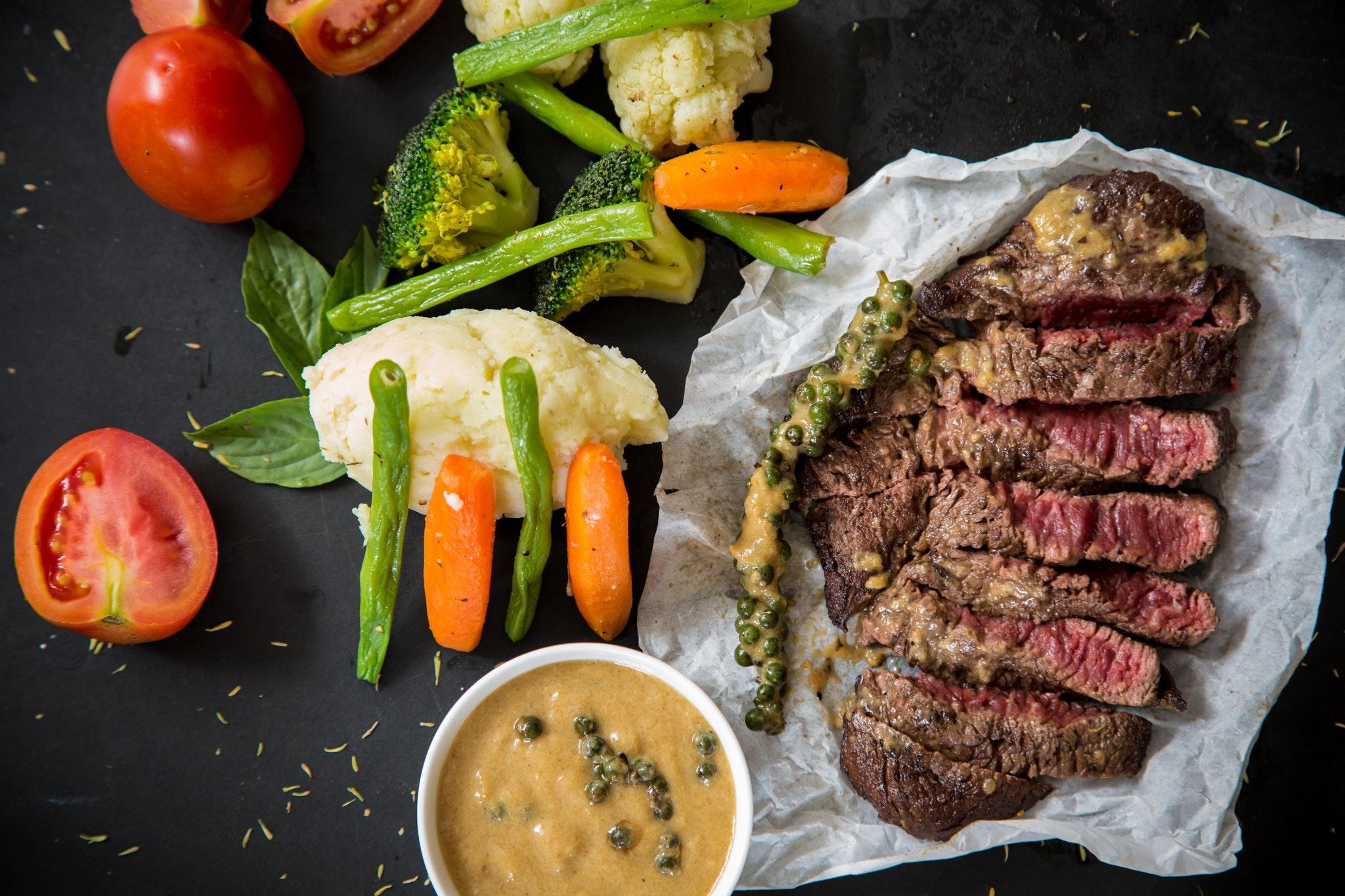 La dieta cetogénica ayuda  a quemar grasas (Foto Prensa Libre: Servicios / Pexels)