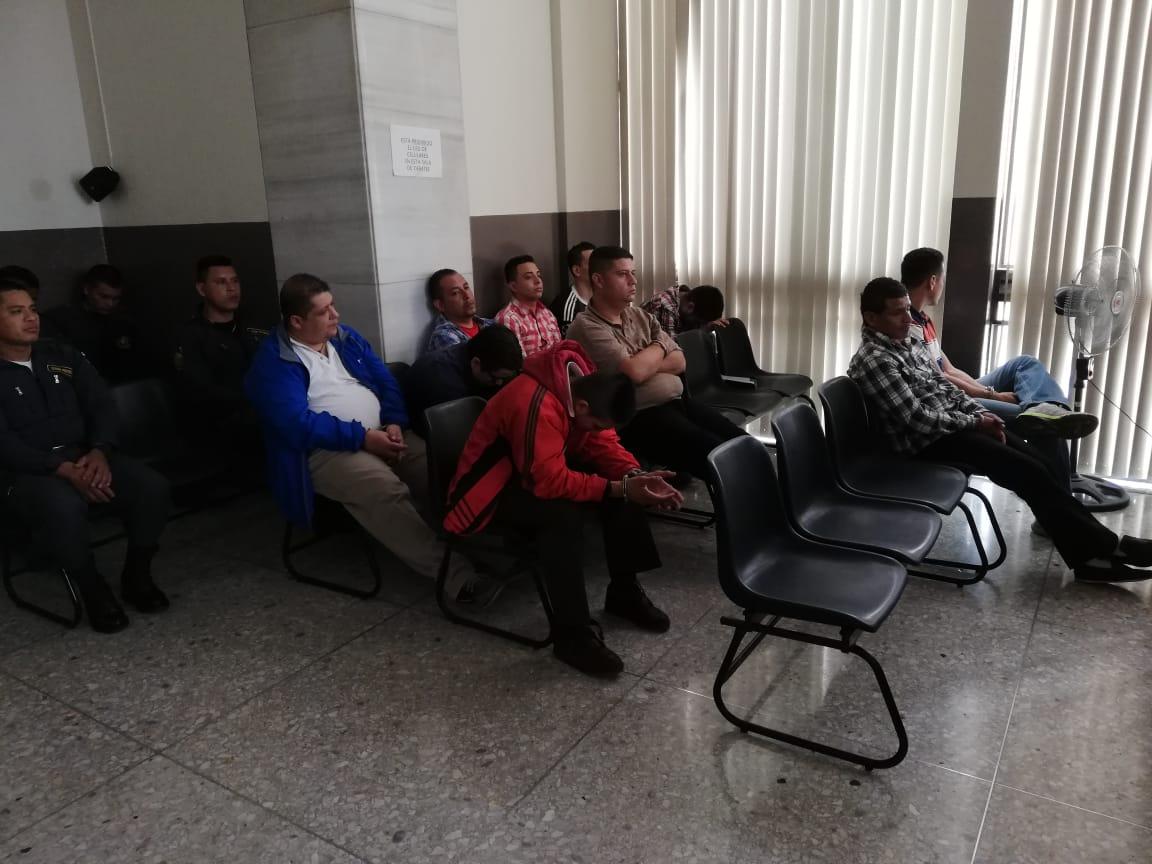 """La banda denominada """"Los pinchallantas"""" fue señalada en cinco casos por el MP. (Foto Prensa Libre: Esbin García)"""