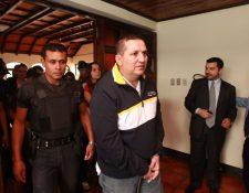Byron Humberto Vargas Sosa, en 2012. (Foto Prensa Libre: Hemeroteca PL)