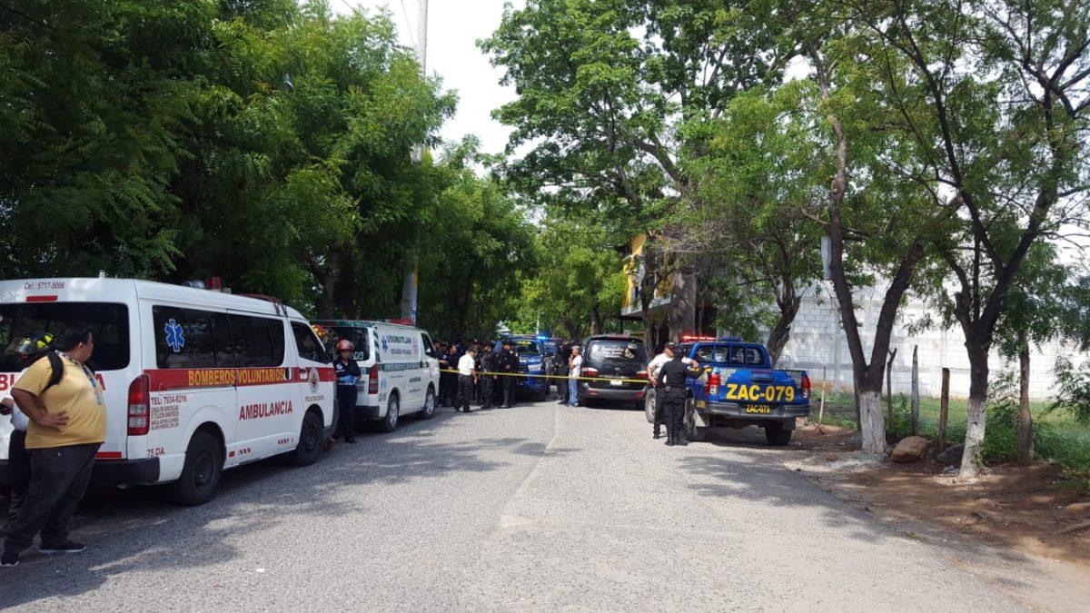 Fallece el otro agente de la PNC atacado en Zacapa