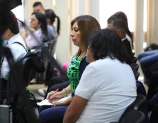 La exregistradora Anabella de León enfrenta debate en este caso. (Foto Prensa Libre: Hemeroteca PL)
