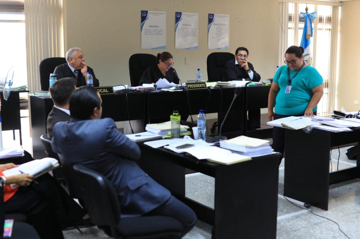 Las últimas pruebas en el juicio del caso Botín señalan una plaza fantasma