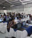 El TSE garantiza la estabilidad de la infraestructura informática para el proceso electoral. (Foto Prensa Libre: Hemeroteca PL)