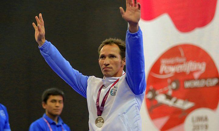César Echevarría brilló en la Copa del Mundo de potencia que se realizó en Perú. (Foto COG).