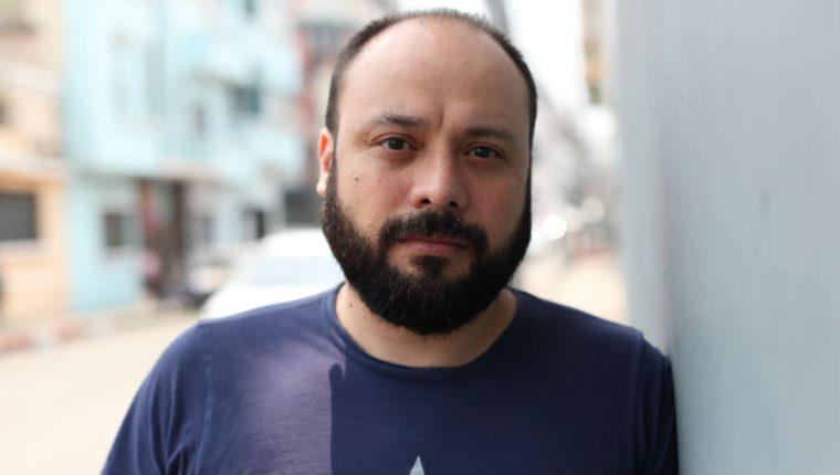 """El guatemalteco César Díaz escribió y dirigió """"Nuestras madres"""", película que ganó un premio en la Semana de la Crítica de Cannes. (Foto Prensa Libre: Keneth Cruz)"""