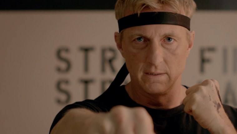 El actor William Zabka retoma su papel como Jhony Lawrence. (Foto Prensa Libre: Faebook)
