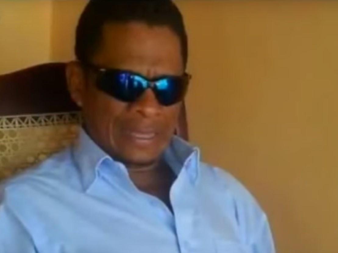 El comunicador nicaragüense Marlon Powell fue trasladado a  una cárcel de máxima seguridad. (Foto Prensa Libre: Tomado de Youtube)