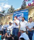 Estuardo Galdámez aceptó la candidatura presidencial del oficialista FCN-Nación y pone fin a ocho años como diputado en el Congreso. (Foto Prensa Libre: Hemeroteca PL)