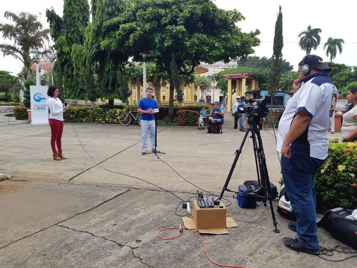 Cabildo Abierto: vecinos de Retalhuleu exigen poner fin a la contaminación y reforzar la seguridad