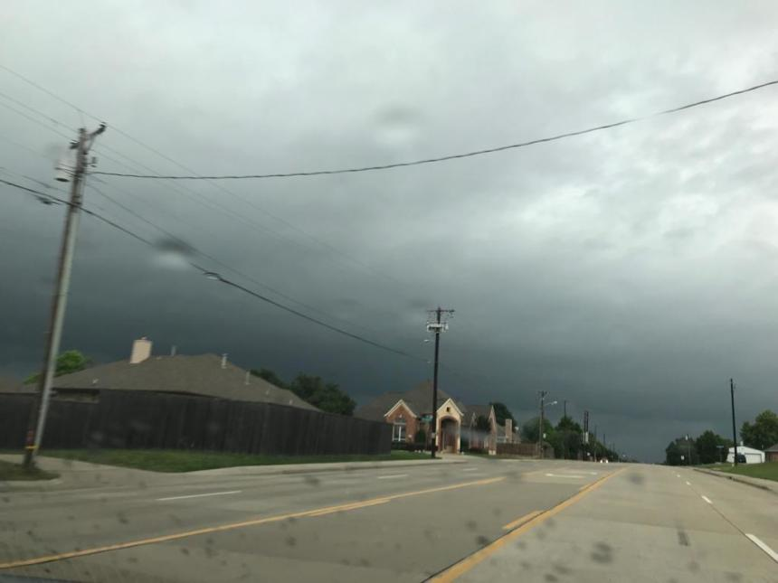 El centro de EE. UU. ya fue golpeado el fin de semana por fuertes tormentas. (Foto: Univisión Noticias)
