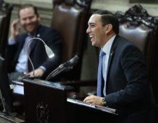 La comisión permanente del Congreso denunció a los magistrados de la CC y pidió que se les retirara su inmunidad. (Foto Prensa Libre: Hemeroteca)