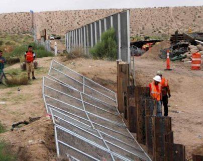 Donald Trump no podrá usar, por el momento, fondos nacionales para construir un muro fronterizo. (Foto: Hemeroteca PL)