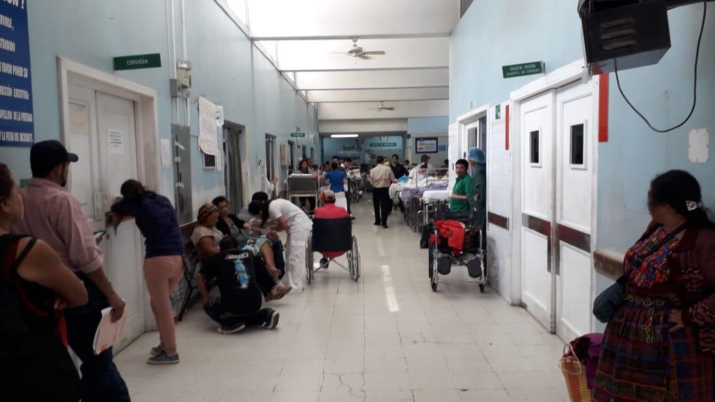 Se reduce la saturación de pacientes en las emergencias de los hospitales
