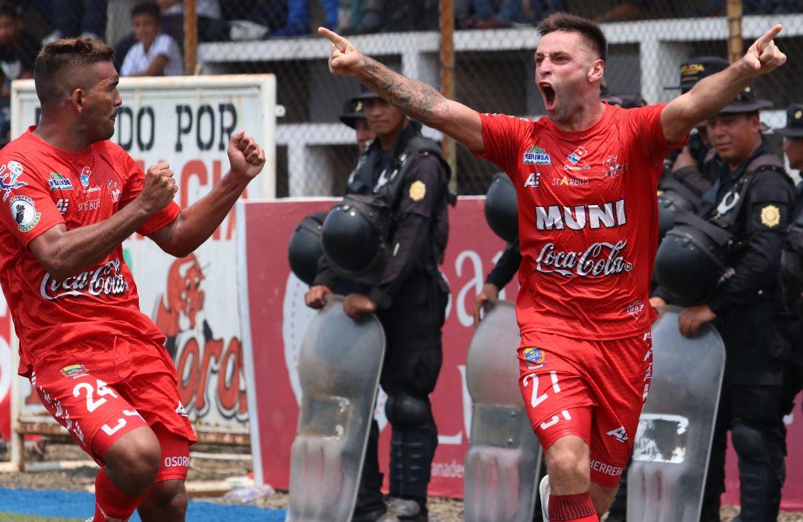 Herrera: Malacateco cumplió el primer objetivo que era clasificar a la fase final
