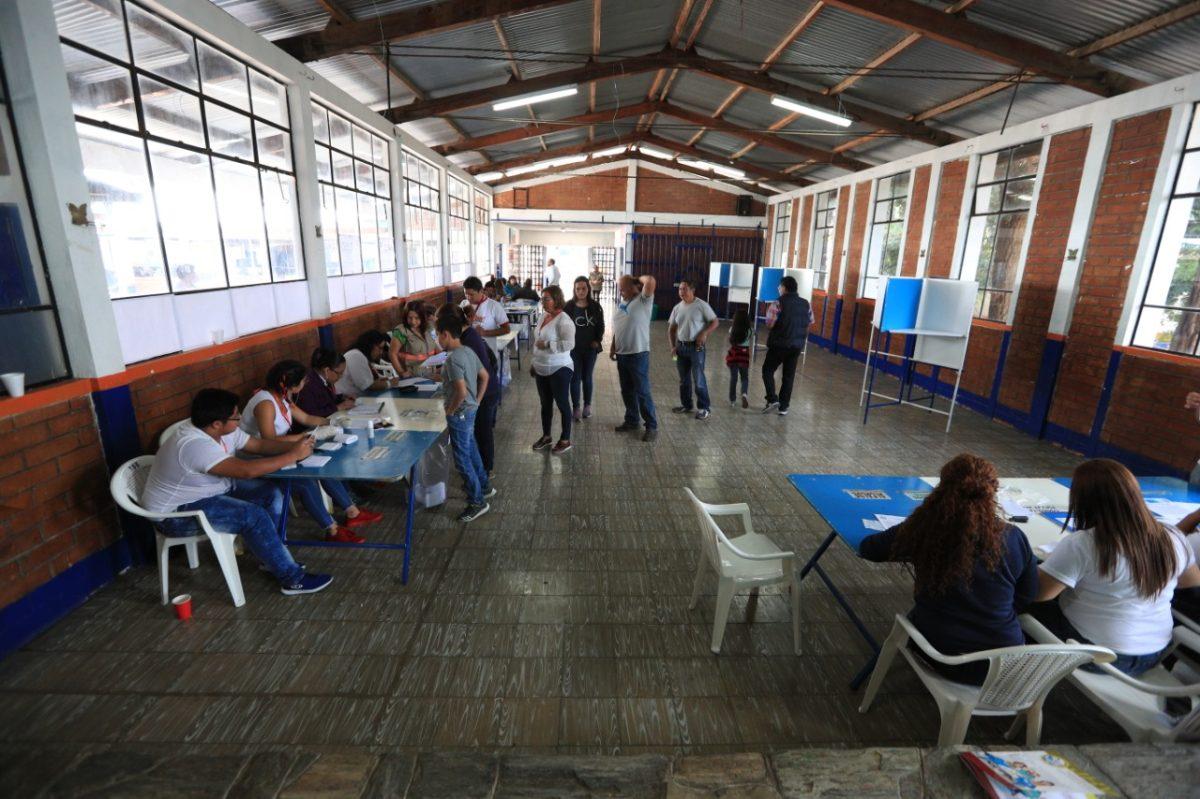 Accesos son los principales problemas para las escuelas que serán centros de votación