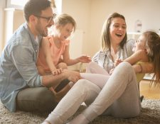Las hormonas de la felicidad producen sensación de bienestar. (Foto Prensa Libre: Servicios).