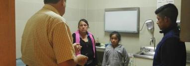 La familia había pagado a los coyotes para que les garantizaran su llegada a Estados Unidos. (Foto Prensa Libre: Consulado de Guatemala en México)