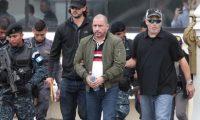 Marlon Monrroy, alias el Fantasma, fue extraditado a Estados Unidos por sus vínculos con el narcotráfico.